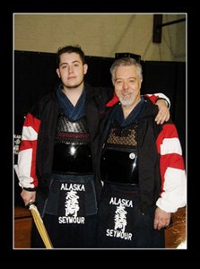David and Zach Seymour
