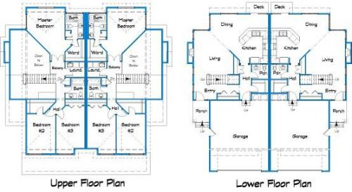 Residential Duplex Options